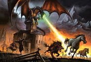 Dragonbarghestattack