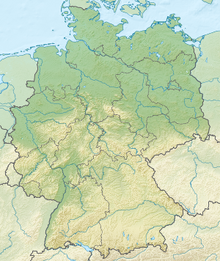 Geography of Germany