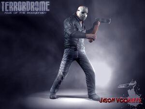 Classic Jason Voorhees Portrait