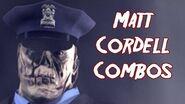 Terrordrome Matt Cordell Combos