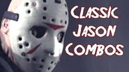Terrordrome Classic Jason Voorhees Combos