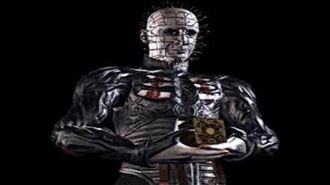 Pinhead - Terrordrome Rise of the Boogeymen Voice Collection