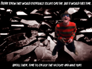 Freddy Krueger Outro 5