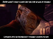 Freddy Krueger Intro 1