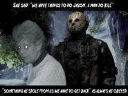 Undead Jason Intro 2