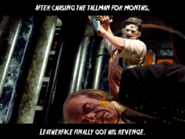 Leatherface Outro 1