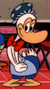 Gandy Goose in Mighty Mouse The New Adventures 4