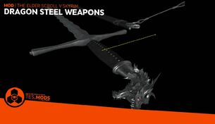 Dragon Steel Weapons I1