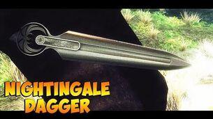 Skyrim Mods Review - Nightingale Dagger