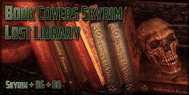 BookCoversSkyrimLL