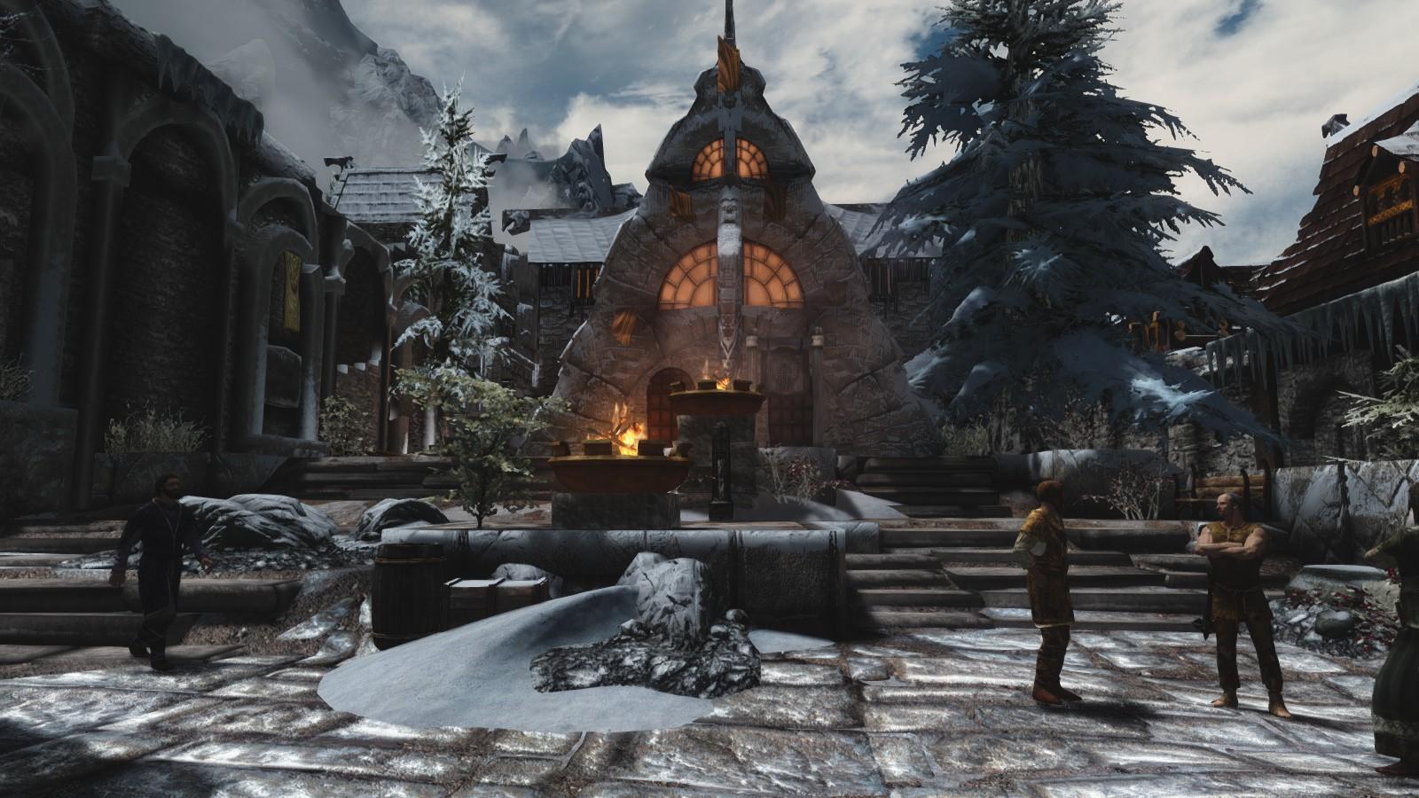 Dawn of Windhelm | The Elder Scrolls Mods Wiki | FANDOM