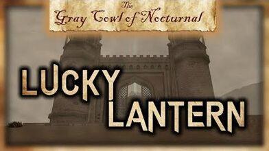 Lucky Lantern The Elder Scrolls Mods Wiki Fandom Powered By Wikia
