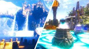 SKYRIM - Top 5 Quest Mods (Special Edition Mods Included!)
