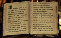 Skyrim Helgen Reborn The Keepers of Hattu Real or Myth Volume I(2)