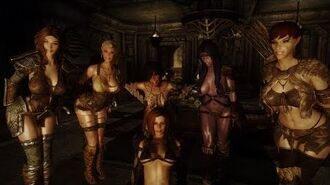 Skyrim Mod Review - Pretty Corpses Follower Pack