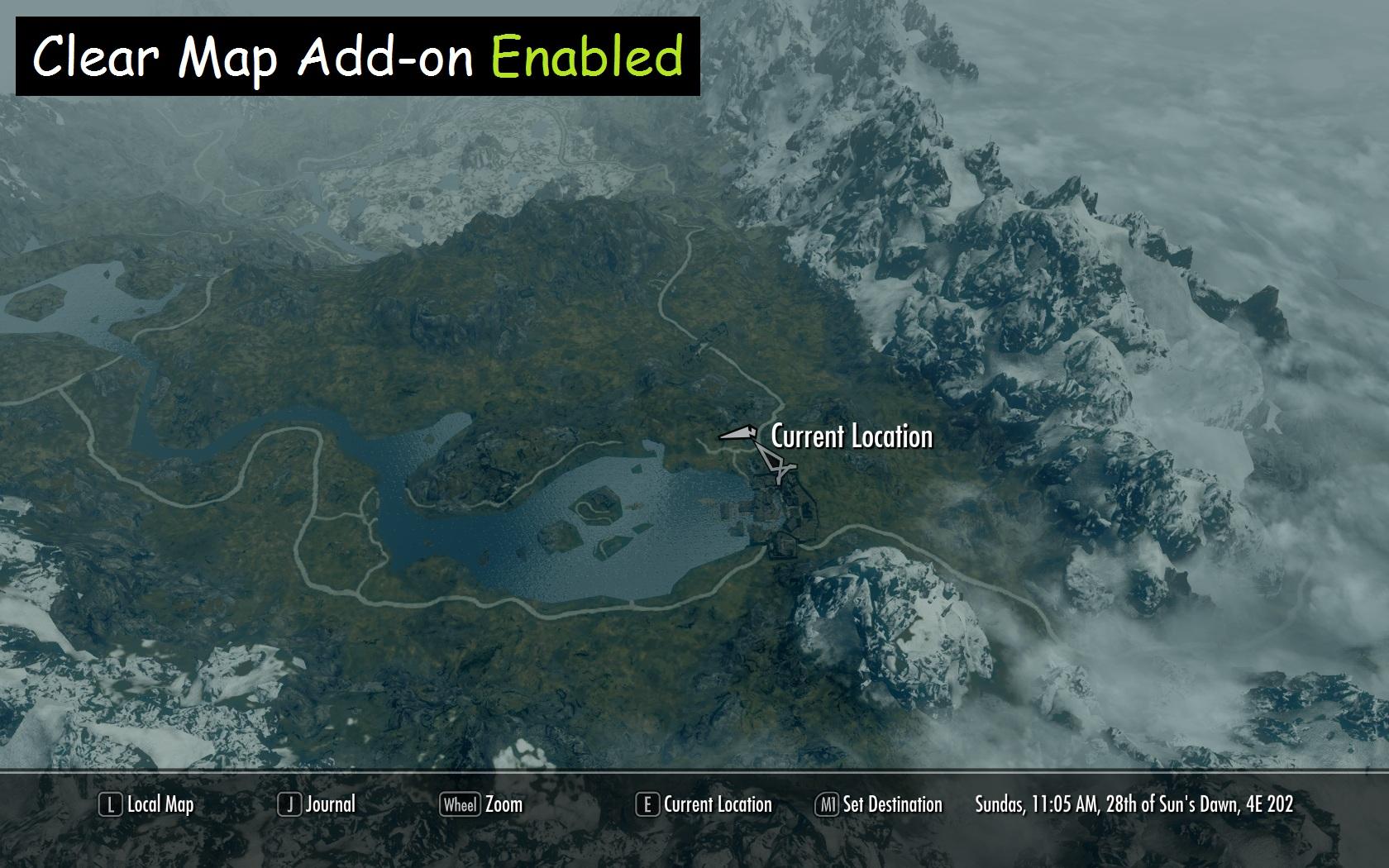 A Quality World Map The Elder Scrolls Mods Wiki FANDOM powered