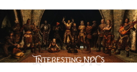 Interesting NPCs - Title