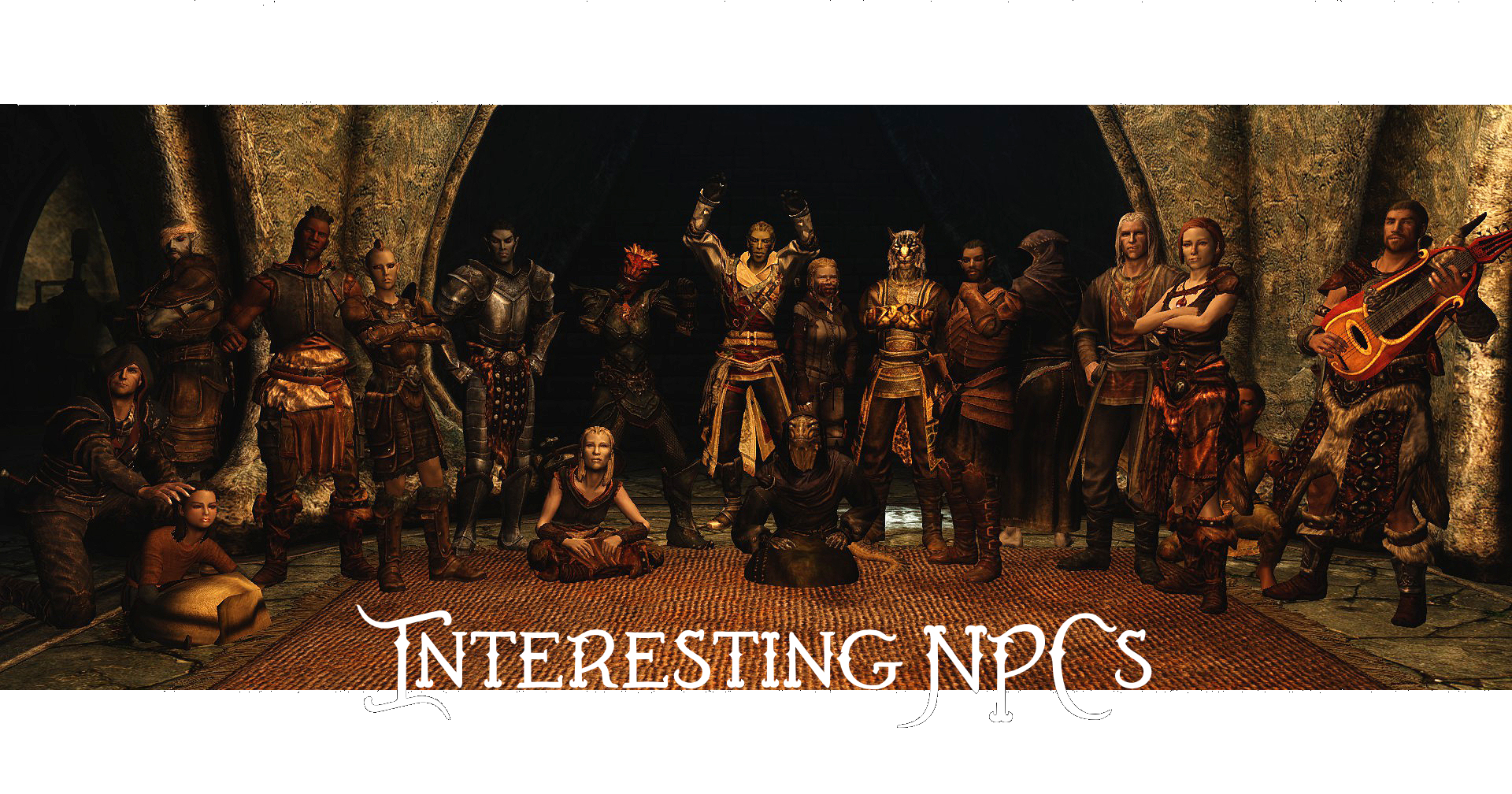 Interesting NPCs | The Elder Scrolls Mods Wiki | FANDOM powered by Wikia