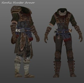 Nordic Hunter Light Armor | The Elder Scrolls Mods Wiki