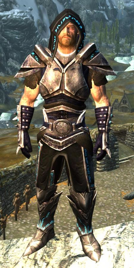 Witchplate (Immersive Armors) | The Elder Scrolls Mods Wiki