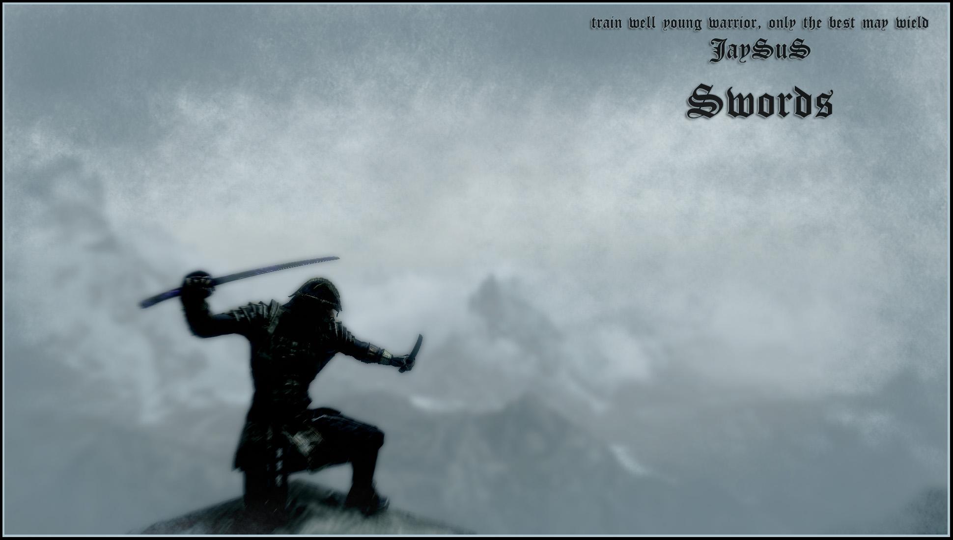 JaySUS Swords | The Elder Scrolls Mods Wiki | FANDOM powered by Wikia