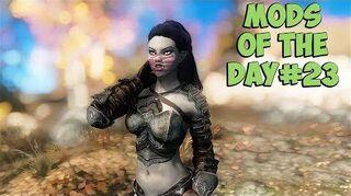 Skyrim Mods of the Day -23