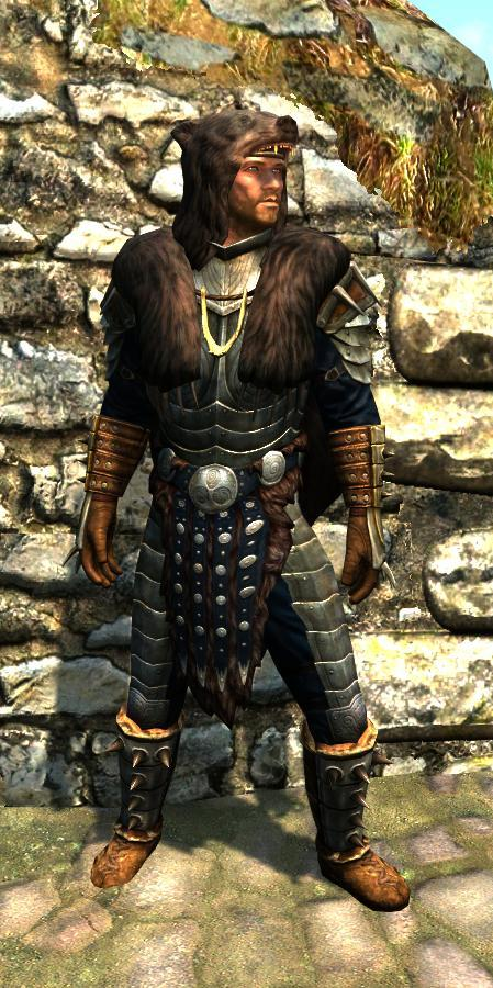 Heroic Stormcloak Armor (Immersive Armors) | The Elder