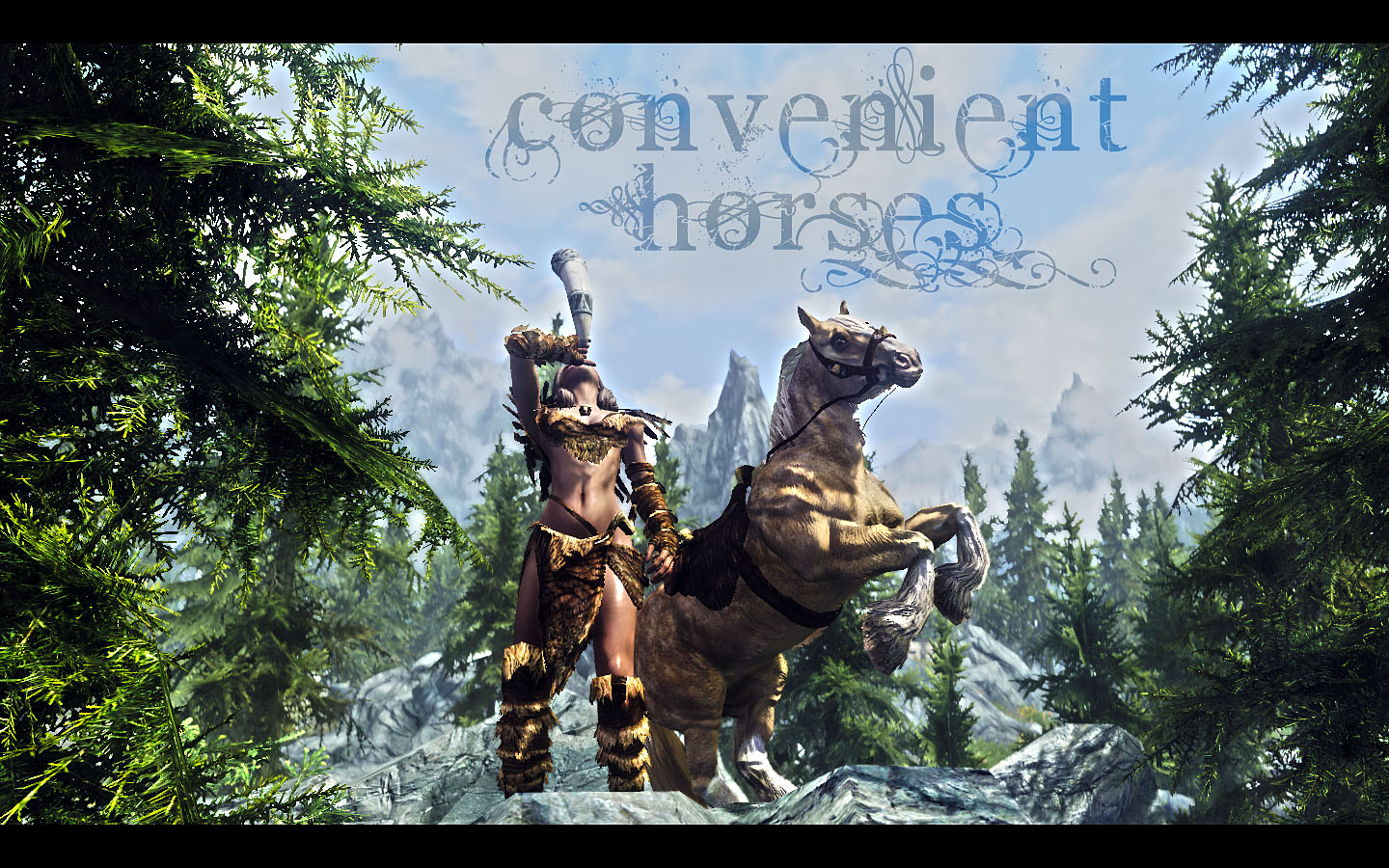 Convenient Horses | The Elder Scrolls Mods Wiki | FANDOM