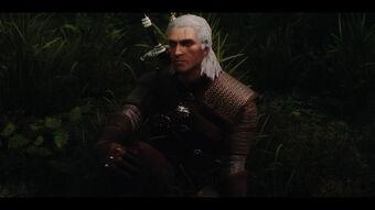 Geralt Of Rivia Voiced Follower The Witcher The Elder
