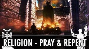Skyrim Mod- Religion - Prayer, Repent and Meditation