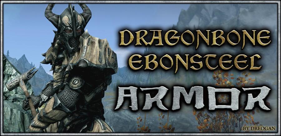 Dragonbone Ebonsteel Armor (Mod) | The Elder Scrolls Mods