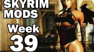 Skyrim Mods - Week -39- School of Witchcraft and Wizardry, Succubus Race, Hammerfell