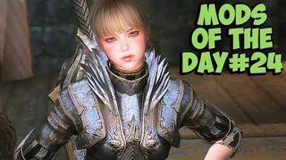 Skyrim Mods of the Day -24