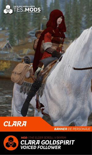 Clara Follower CHAR