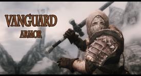 Vanguard Armor - Title