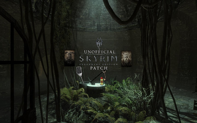 Unofficial Skyrim Legendary Edition Patch | The Elder Scrolls Mods