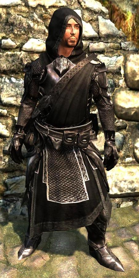 Ebony Mage Armor (Immersive Armors) | The Elder Scrolls Mods
