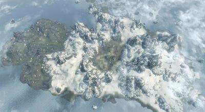 Wyrmstooth Map
