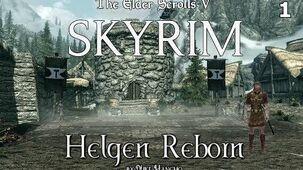 Helgen Reborn! Part 1 - Skyrim Quest Mod