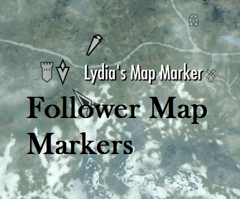 Follower Map Markers | The Elder Scrolls Mods Wiki | FANDOM