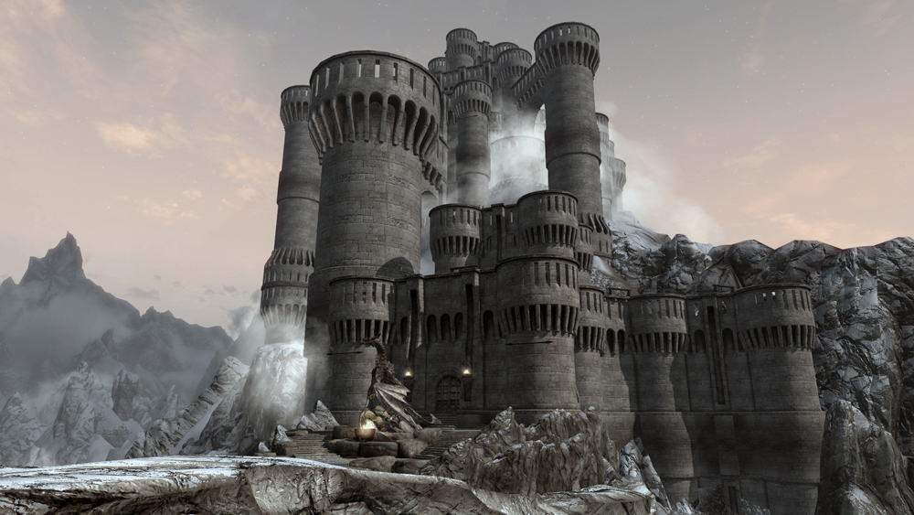 Sjel Blad Castle | The Elder Scrolls Mods Wiki | FANDOM