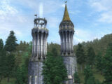 Ancient Towers