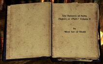 Skyrim Helgen Reborn The Keepers of Hattu Real or Myth Volume II(1)