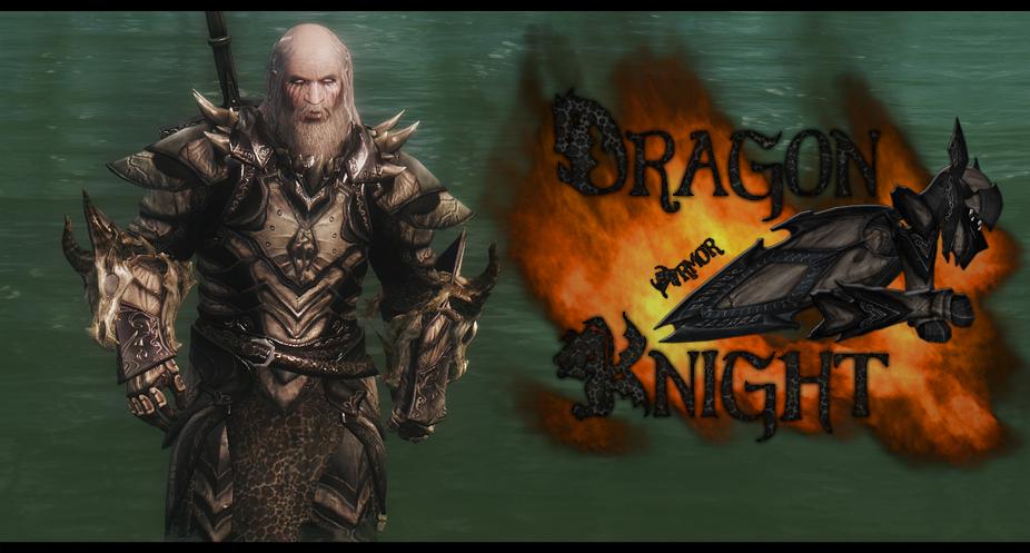 Dragon Knight Armor (Mod) | The Elder Scrolls Mods Wiki