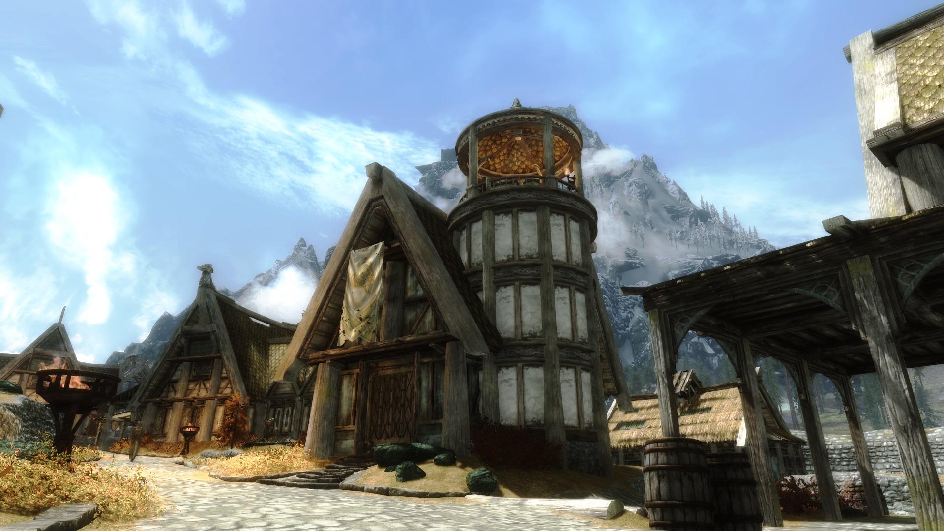 Breezehome TNF - Hearthfire   The Elder Scrolls Mods Wiki ...