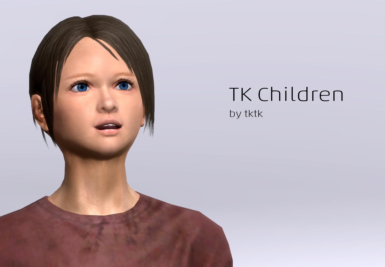 TK Children | The Elder Scrolls Mods Wiki | FANDOM powered by Wikia