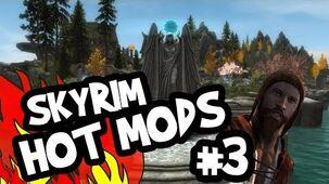 Skyrim Hot Mods -3 - DREAMBORNE ISLES!