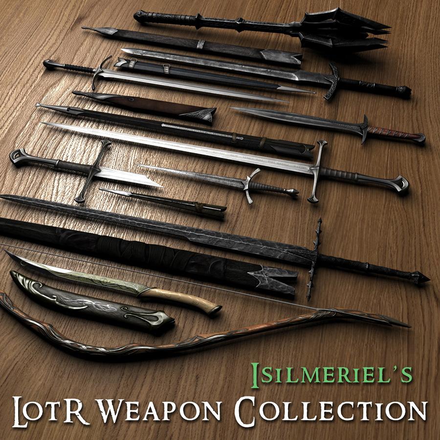 Category:Skyrim: Weapons | The Elder Scrolls Mods Wiki | FANDOM