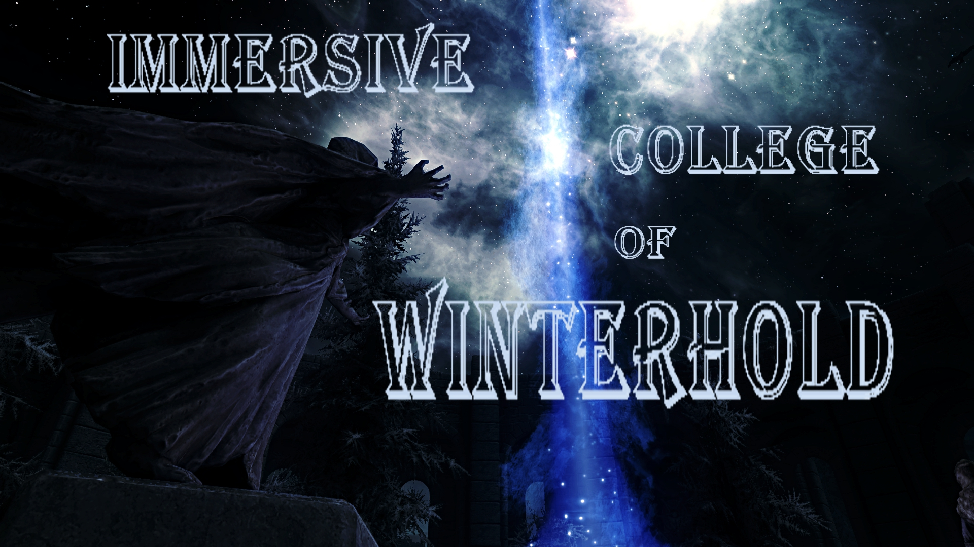 Immersive College of Winterhold | The Elder Scrolls Mods Wiki