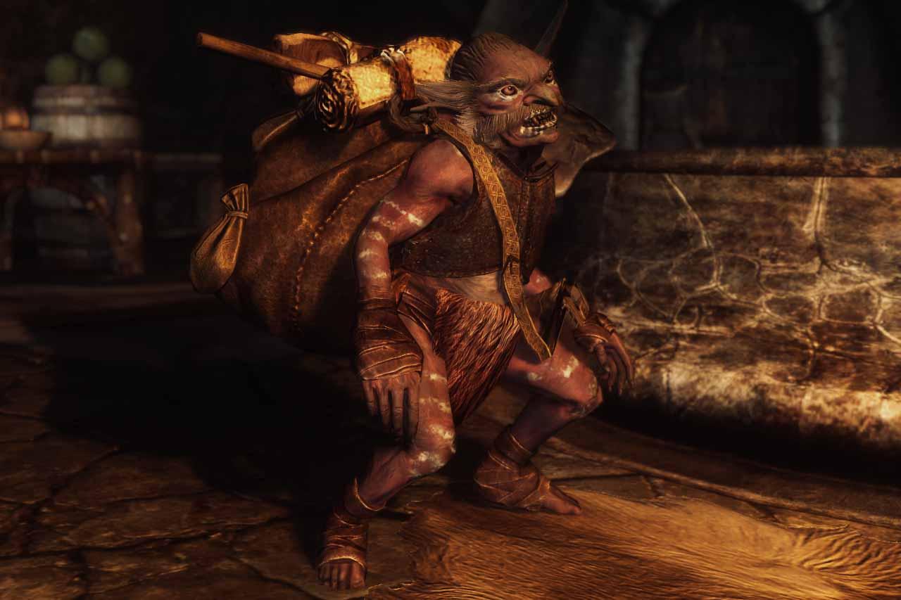 Slave Pack Riekling Porter The Elder Scrolls Mods Wiki Fandom
